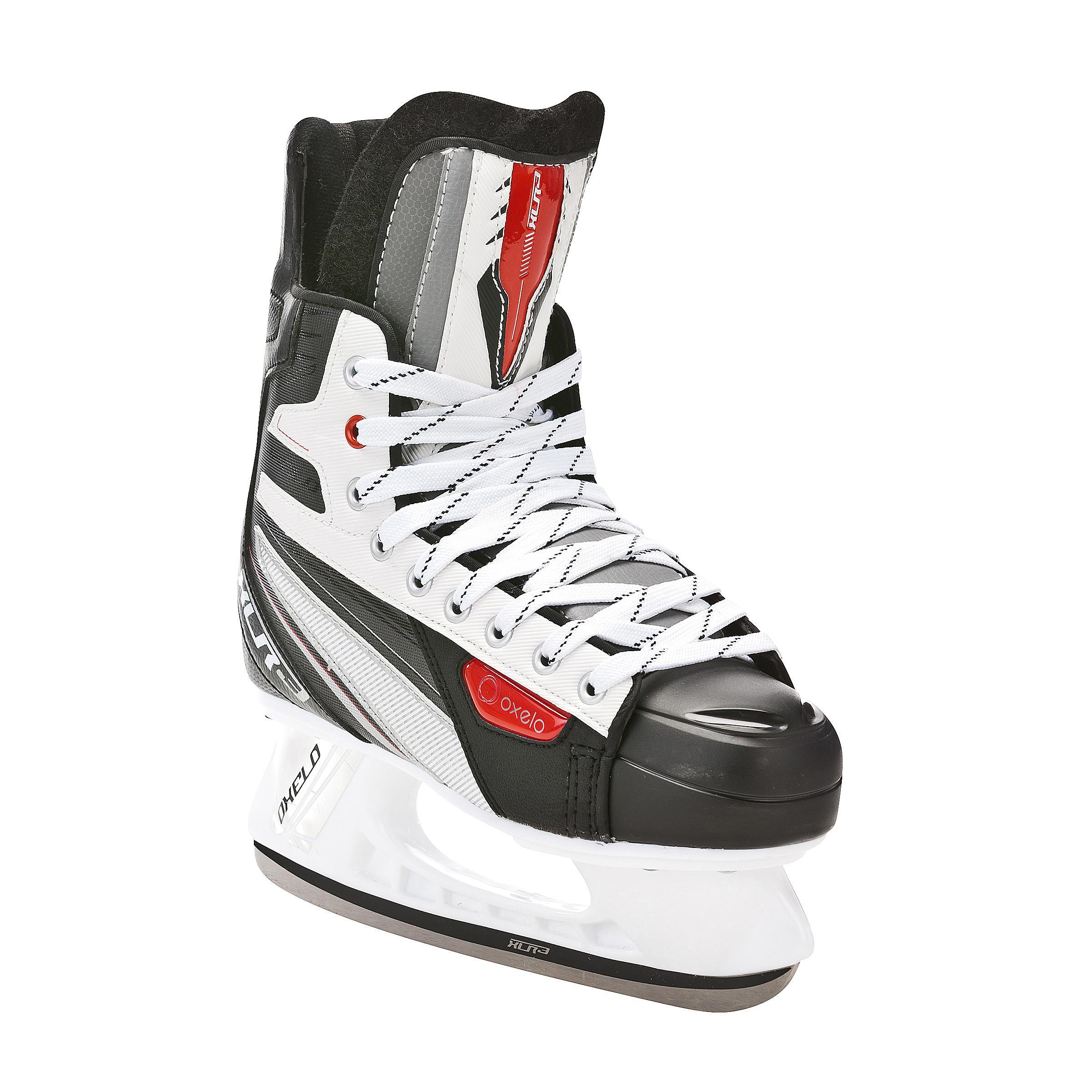 Oxelo IJshockeyschaatsen XLR3 voor volwassenen kopen