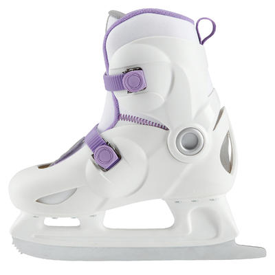 Дитячі льодові ковзани Play 3 - Білі