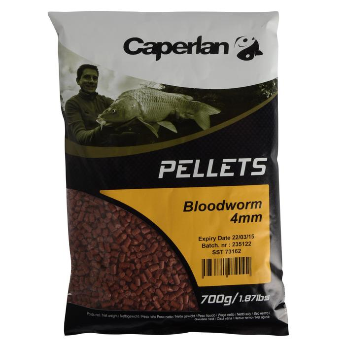 Gooster Pellets Bloodworm 4 mm