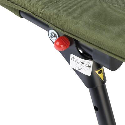 Крісло-лежак Carp Bed для ловлі коропа