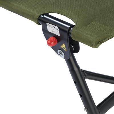 Складаний стілець для карпфішингу