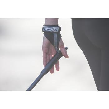 Nordic walking stokken PW P100 zwart / blauw
