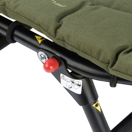 FULLBREAK Carp fishing bed chair