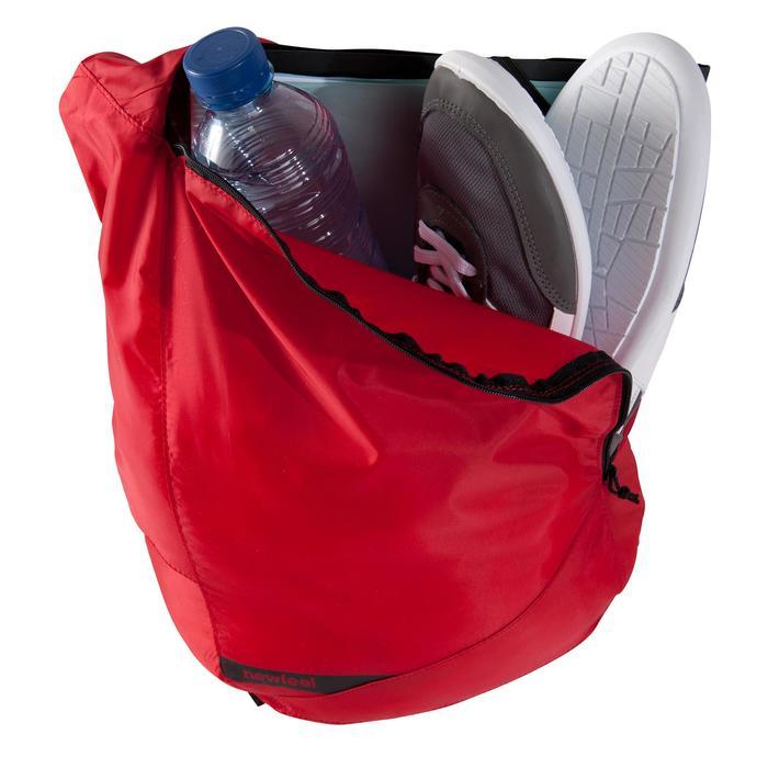 Petit portage marche quotidienne sac à dos pliable Pocket Bag flèche - 673362