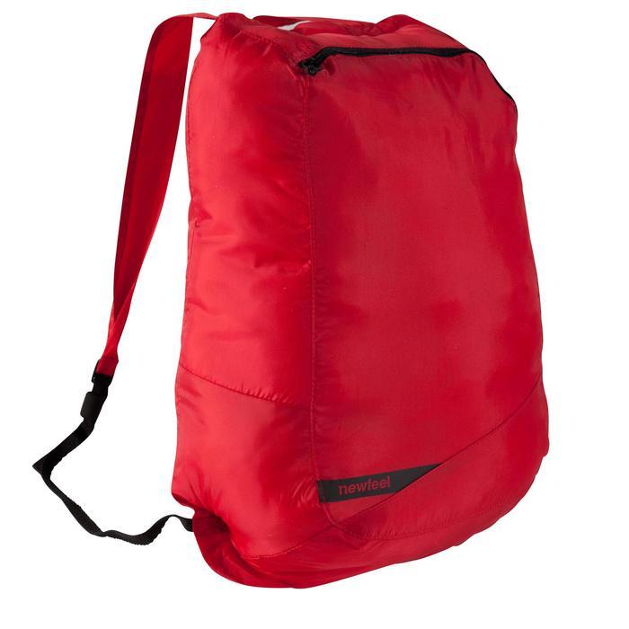 Petit portage marche quotidienne sac à dos pliable Pocket Bag flèche - 673365