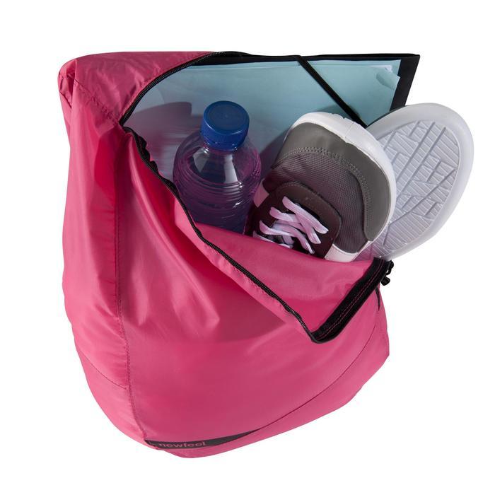 Petit portage marche quotidienne sac à dos pliable Pocket Bag flèche - 673377