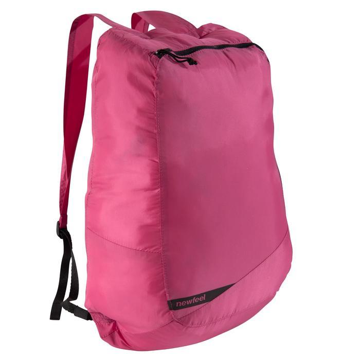 Petit portage marche quotidienne sac à dos pliable Pocket Bag flèche - 673380