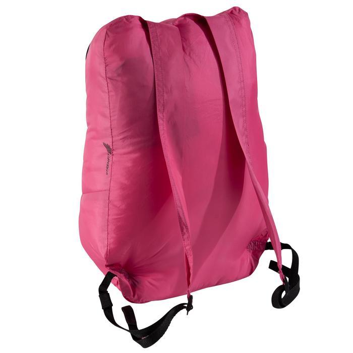 Petit portage marche quotidienne sac à dos pliable Pocket Bag flèche - 673381