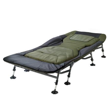 """""""MORPHOZ"""" kėdė-gultas karpių žvejybai"""