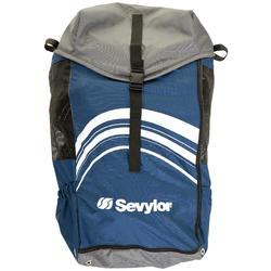 Rugzak voor opblaasbare kayak Sevylor blauw