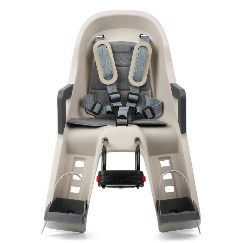 BIKE BABY SEATS Cycling - Guppy Mini Front Child Bike Seat - Handlebar Mount POLISPORT - Cycling