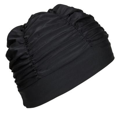 بونيه سباحة شبكي- أسود