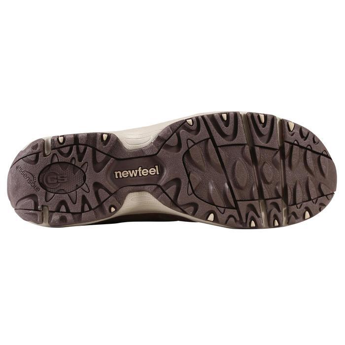 Chaussures marche sportive femme Nakuru Novadry cuir - 679897