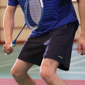 Herenshort Essentiel marineblauw 100 tennis/badminton/tafeltennis/padel/squash - 680103