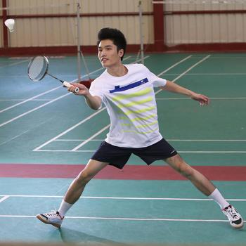 Herenshort Essentiel marineblauw 100 tennis/badminton/tafeltennis/padel/squash - 680106