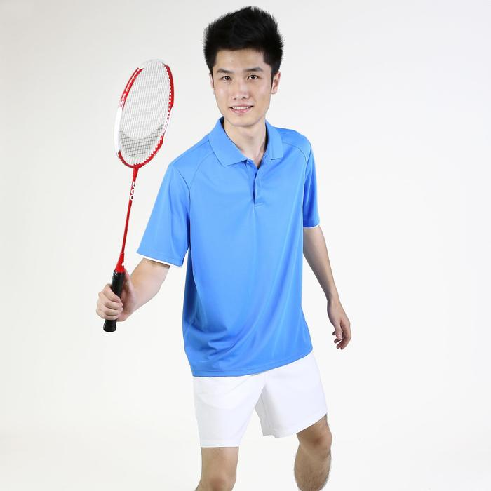 Herenshort Essentiel marineblauw 100 tennis/badminton/tafeltennis/padel/squash - 680112