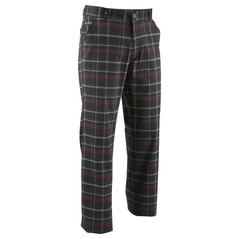 exquisite design clearance sale authentic Pantalons - PANTALON GOLF HOMME TEC LIGHT carreaux noir