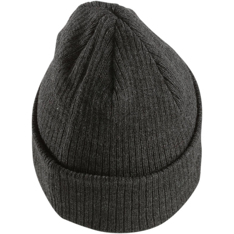 Adult Fisherman Ski Hat - Grey