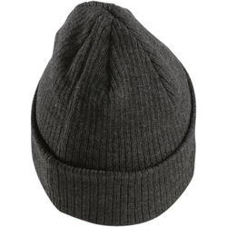 Fisherman Adult Ski Hat - Grey