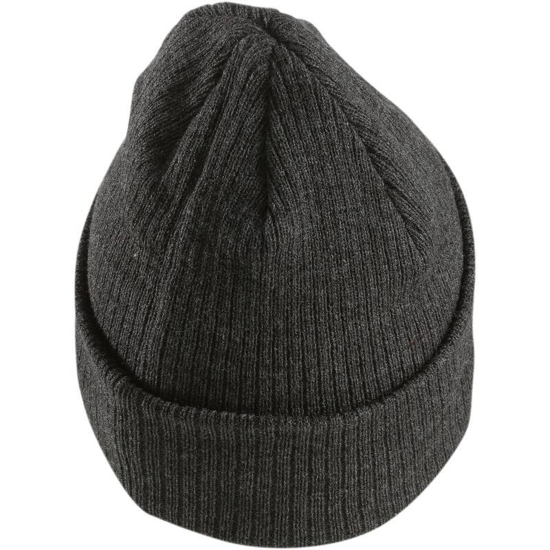 Adult Fisherman Ski Hat - Grey