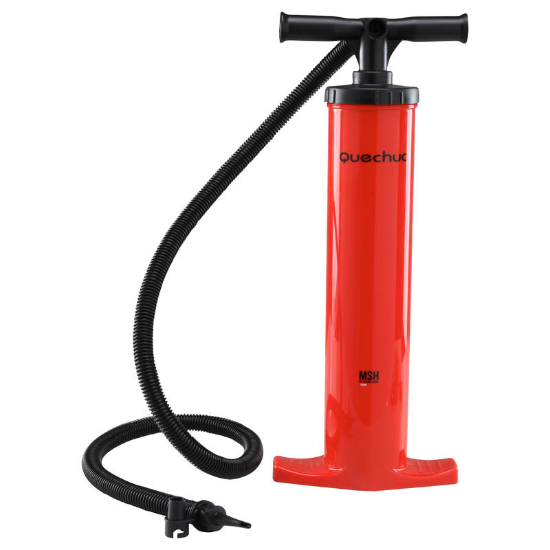 DOUBLE ACTION HAND PUMP 5.2l AND 7 PSI – RECOMMENDED FOR INFLATABLE TENT