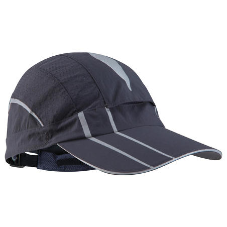 light Speed Hiking and Mountain Trail cap in grey.