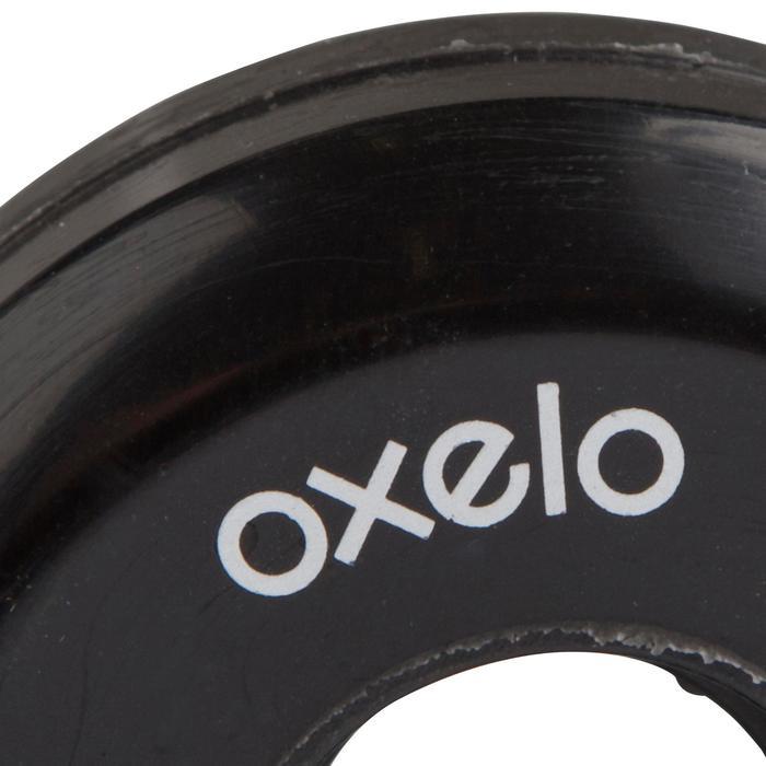 4 roues roller Street 57 mm 88A noir - 690810