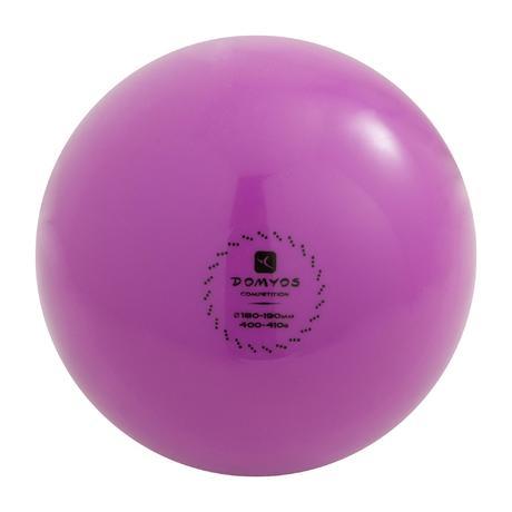 ballon de gymnastique rythmique gr 185 mm domyos by decathlon. Black Bedroom Furniture Sets. Home Design Ideas