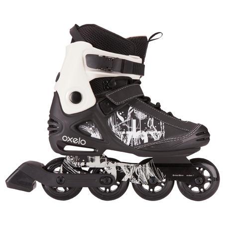 Freeride 3 Softboot Adult Inline Skates Brake Pad - Black