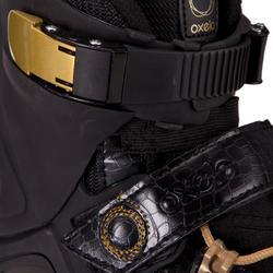 Stuntskates voor volwassenen Street 5 zwart goud
