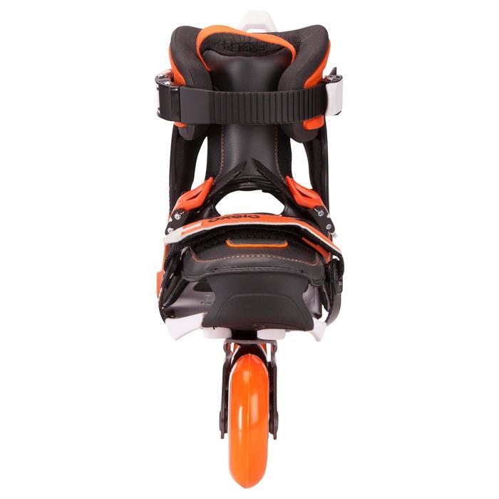 Roller adulte mobilité urbaine SNEAK-IN orange noir - 691060