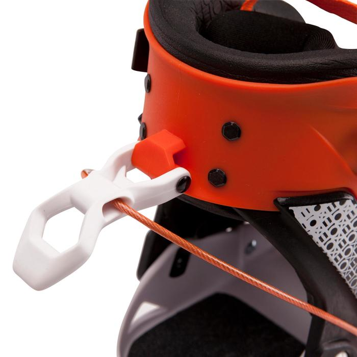 Roller adulte mobilité urbaine SNEAK-IN orange noir - 691066
