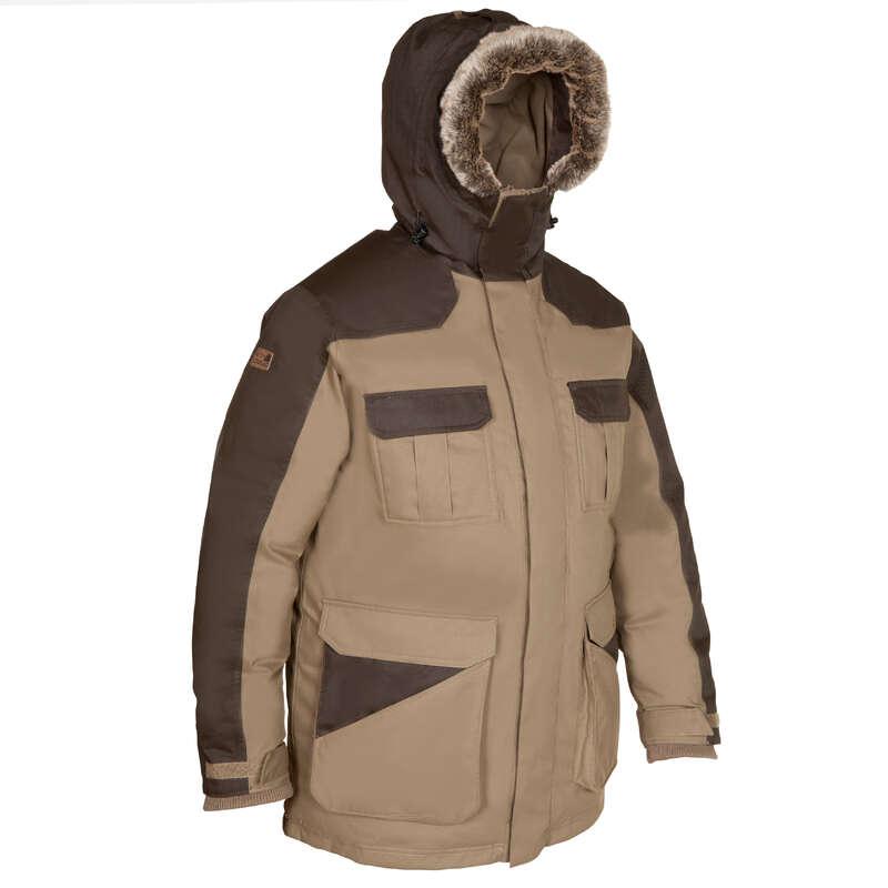 Одежда на морозную погоду Охота - Куртка муж. SOLOGNAC - Спорт от А до Я
