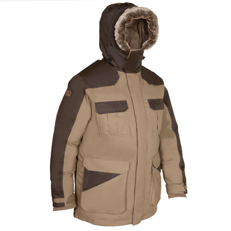 Одежда на морозную погоду Одежда - Куртка муж. SOLOGNAC - Куртки