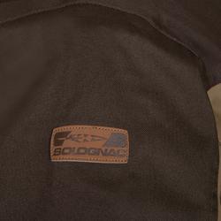 Jagdparka Toundra 300 extra warm und wasserdicht braun