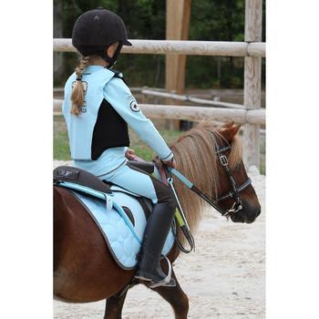Filet + rênes équitation cheval et poney INITIATION - 692840