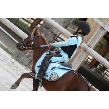 Filet + rênes équitation cheval et poney INITIATION - 692841