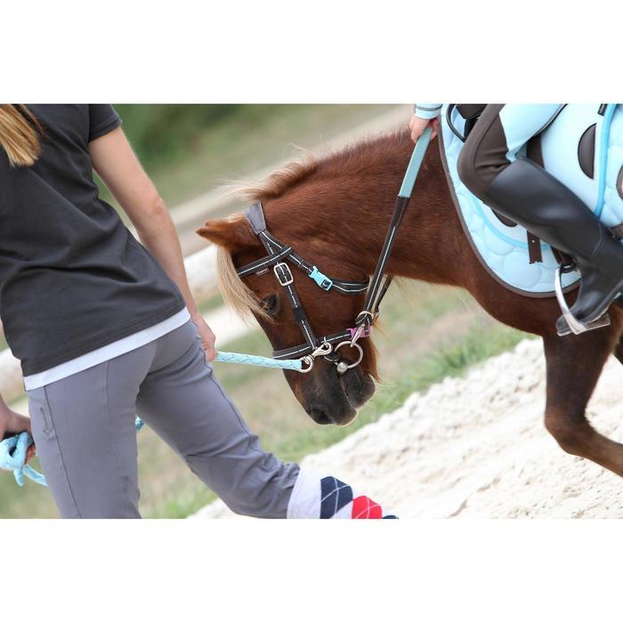 Filet + rênes équitation cheval et poney INITIATION - 692843
