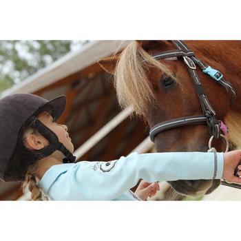 Filet + rênes équitation cheval et poney INITIATION - 692847