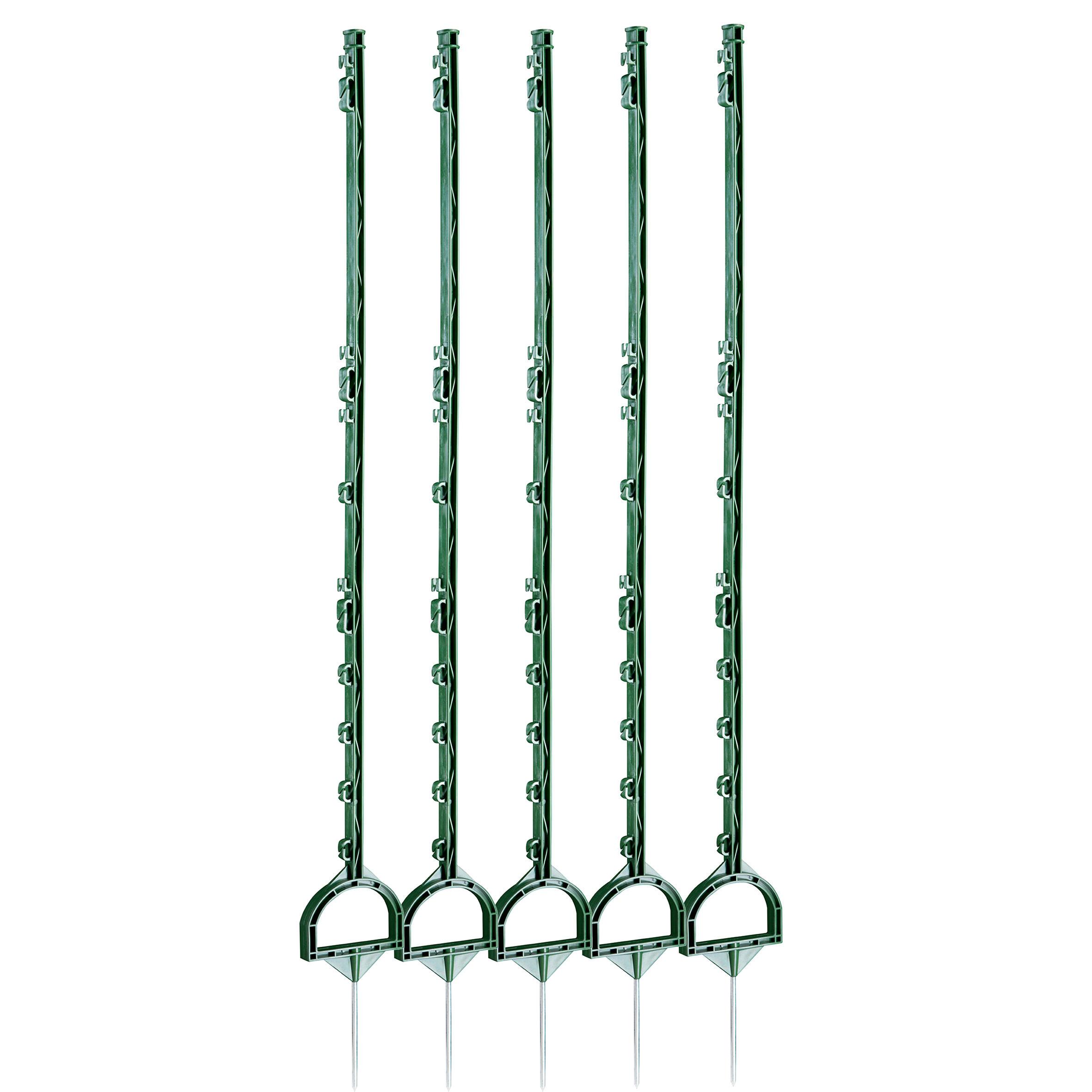 Set Ţăruşi plastic 160 cm x5