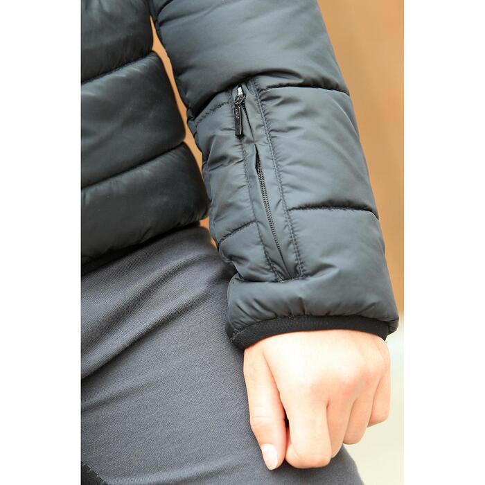 Veste équitation enfant SAFY noir - 692871