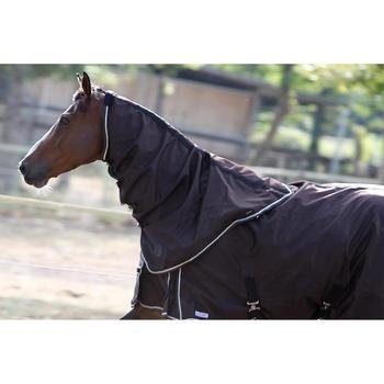 Halsstuk Allweather light ruitersport paard bruin - 692899