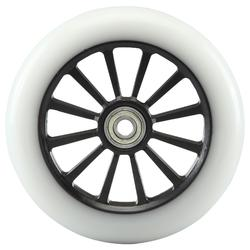 Scooter-Rolle 125 mm PU mit Kugellager