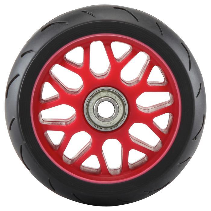 1 roue arrière avec roulements trottinette DTX - 692948