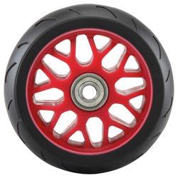 1 roue arrière avec roulements trottinette DTX