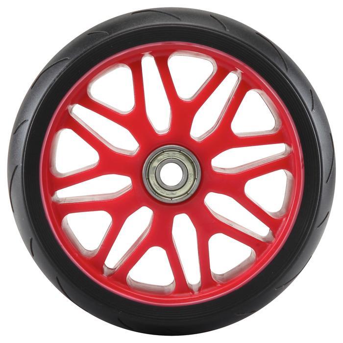 1 roue avant avec roulements trottinette DTX