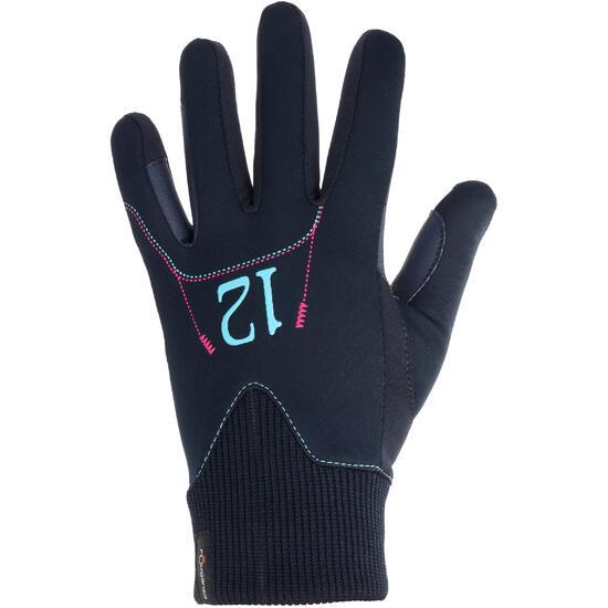 Warme rijhandschoenen Easywear voor kinderen - 69302