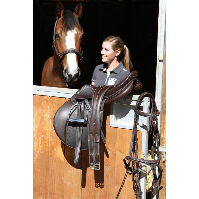 Filet + rênes équitation RECALL - poney et cheval - 693119