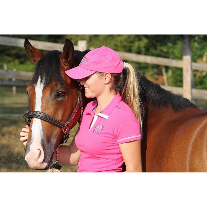 Licol équitation poney et cheval ROMEO cuir - 693261