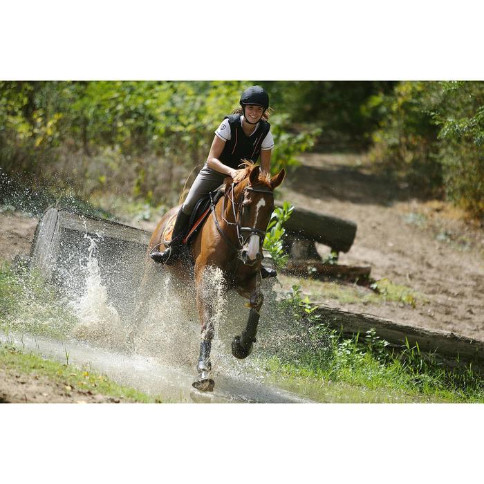 Filet + rênes équitation cheval et poney TINCKLE marron - 693278